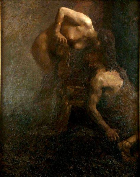 giuseppe-amisani-cleopatra-lussuriosa-1900
